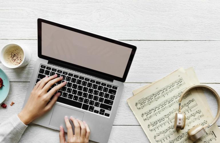 ¿Qué utilidad tienen los editores de partituras para los cantantes?